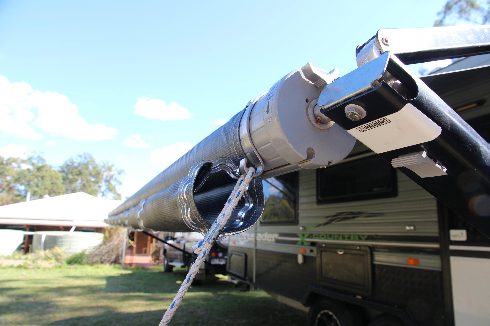 caravan awning clips